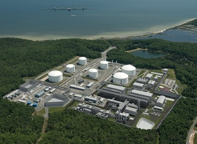 Cove Point LNG Project